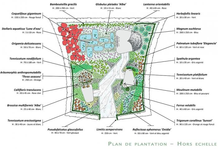 Concours du festival des jardins de chaumont sur loire - Jardins chaumont sur loire ...