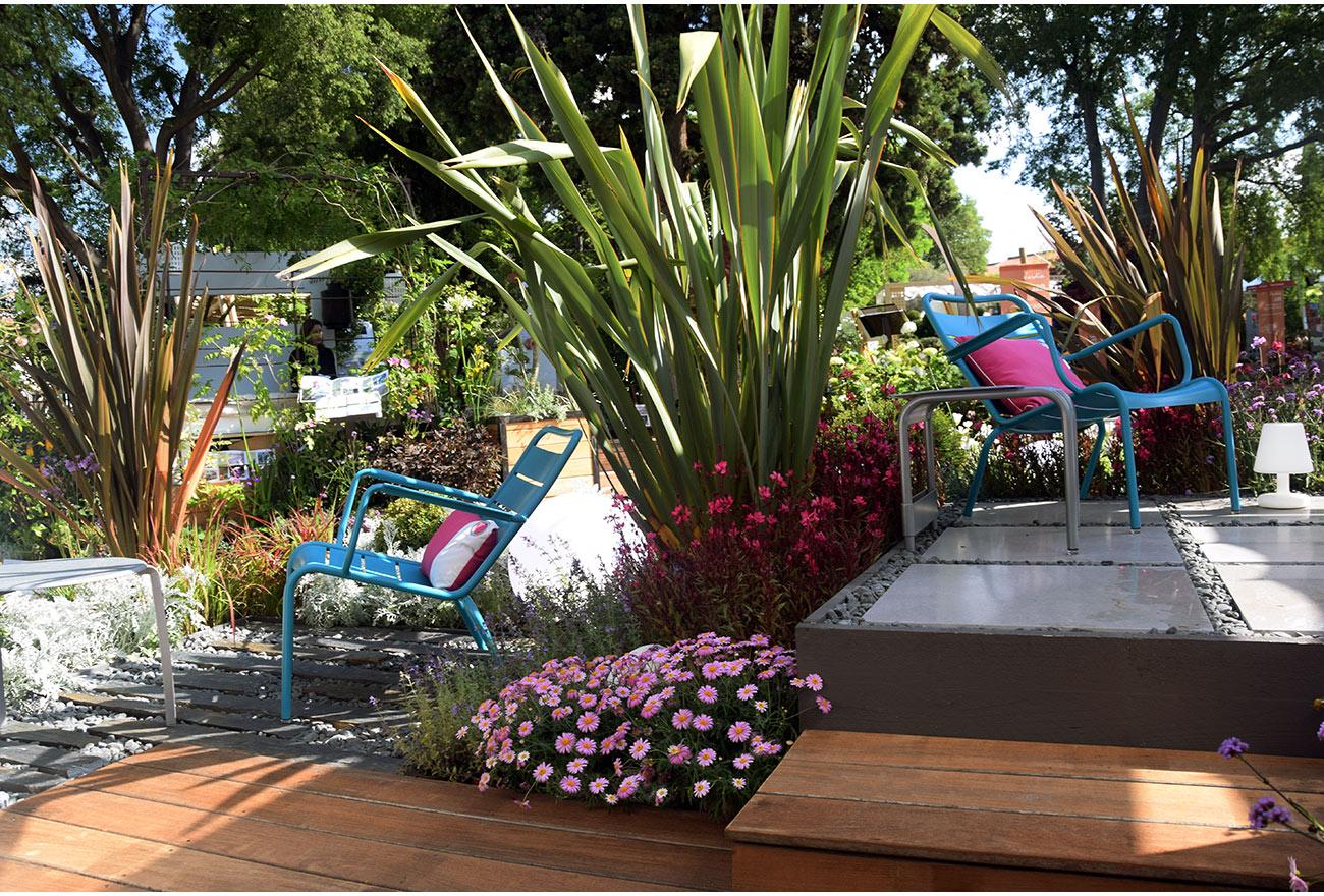 Terrasse végétale - Architecte paysagiste concepteur Montpellier
