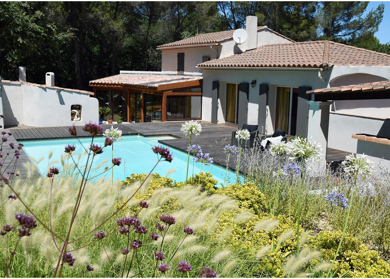Jardin relooking - Architecte paysagiste concepteur Montpellier