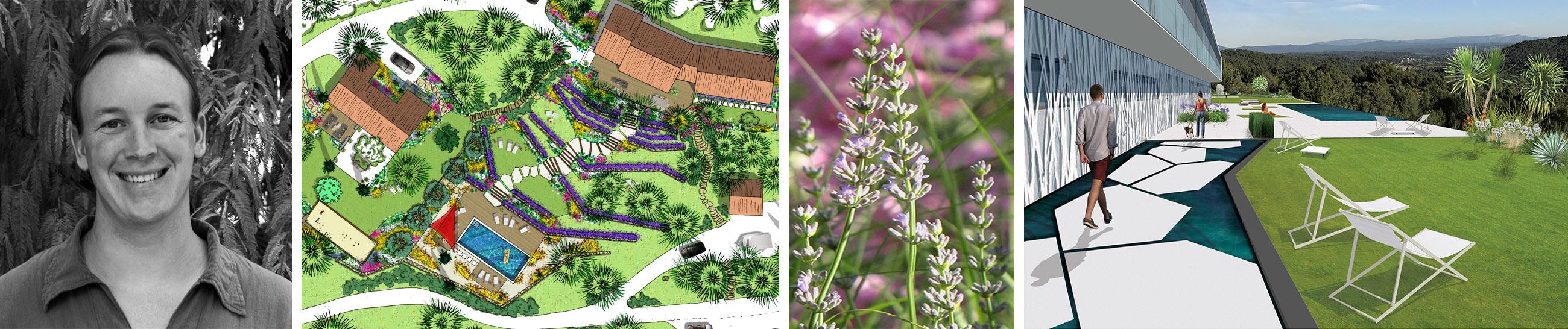 Approche - Architecte paysagiste concepteur - Montpellier & Aix en Provence