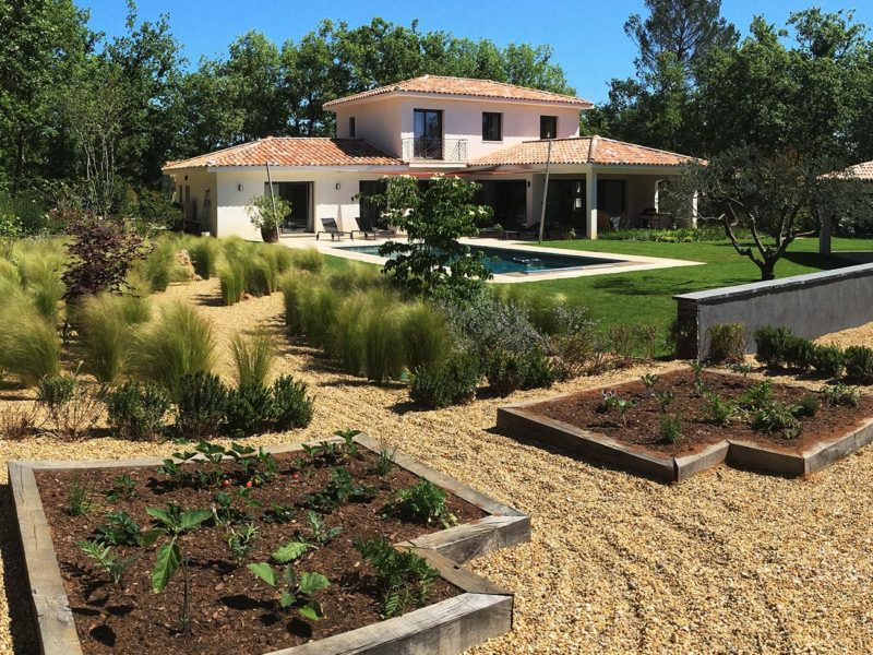 Christophe Naudier - Architecte paysagiste concepteur - Montpellier & Aix en Provence - Jardin contemporain - Amenagement jardin - FRANCE 3 IN SiTU