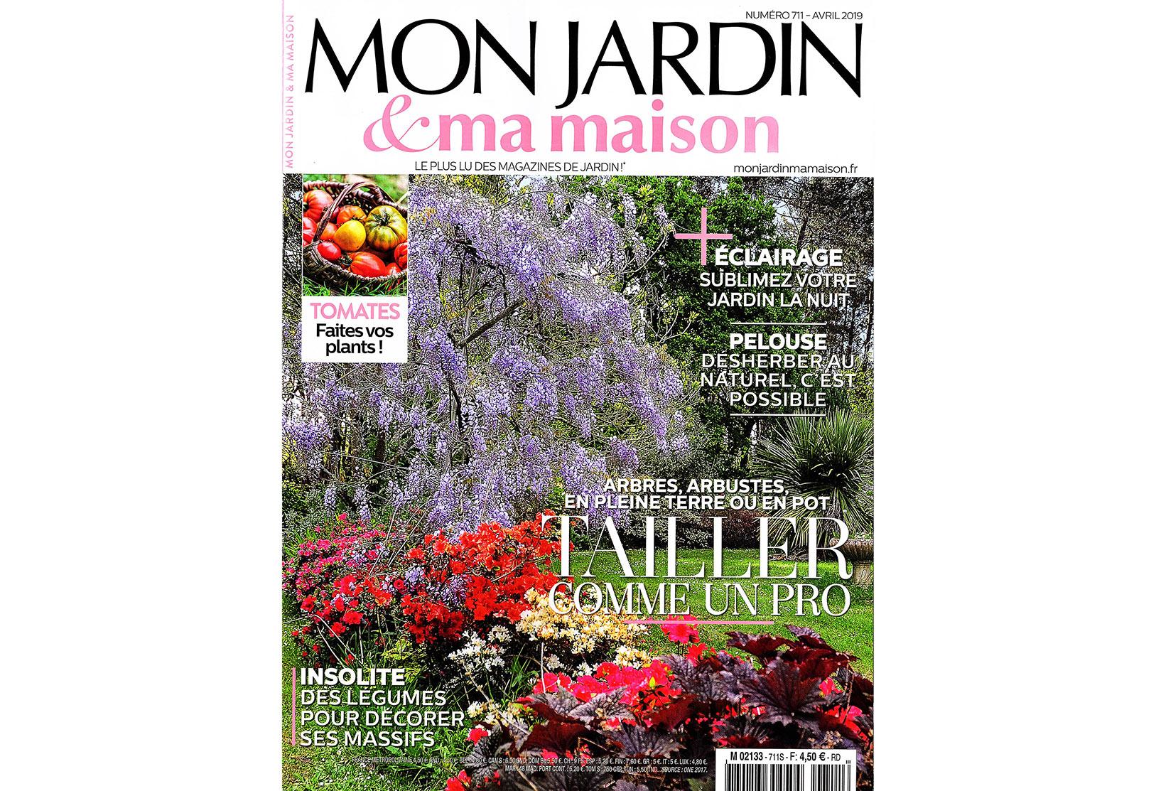 Atelier Naudier - Architecte paysagiste concepteur - Montpellier & Aix-en-Provence - Mon jardin & ma maison - Couverture - aménagement jardin