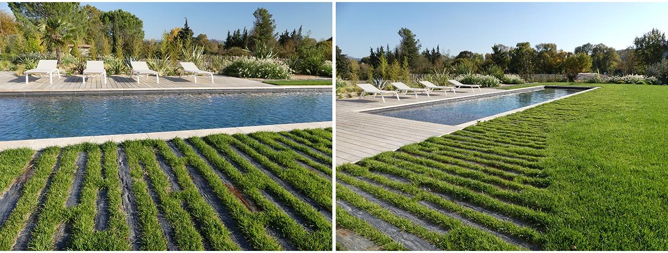 Atelier Naudier - Architecte paysagiste concepteur - Montpellier & Aix-en-Provence - JARDIN PAS JAPONAIS DESIGN - Aménagement jardin