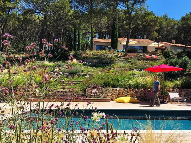 Atelier Naudier - Architecte paysagiste concepteur - Montpellier et Aix en Provence - Jardin méditerranéen naturel - aménagement jardin
